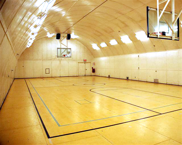 McMurdo Station Big Gym