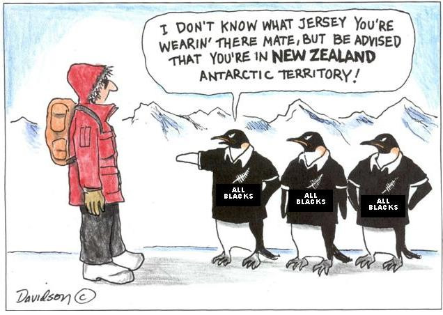 Davidson Cartoon