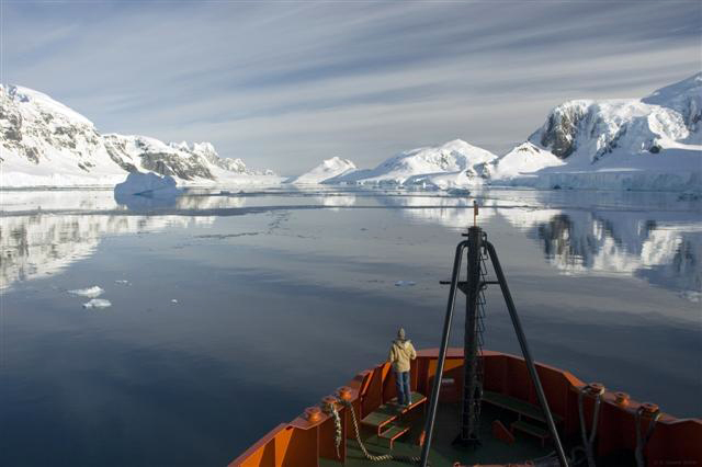 Nuemayer Channel, Antarctic Peninsula