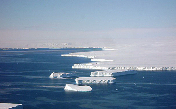 Dotson Ice Shelf, Amundsen Sea