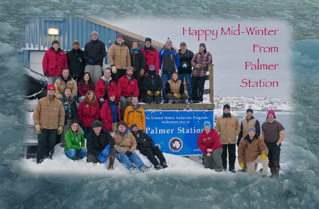 Palmer Midwinter Message