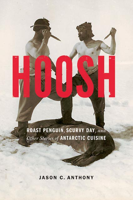 Book cover of Hoosh.