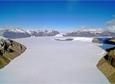 The Ferrar Glacier, in the McMurdo Dry Valleys, was named for Hartley Ferrar, geologist on Capt. Robert Scott's British National Antarctic Expedition (1901-1904).