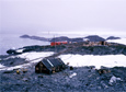 Palmer Station was completed in 1965 on Anvers Island off the Antarctic Peninsula. Three years later, a permanent facility was established less than two miles away.