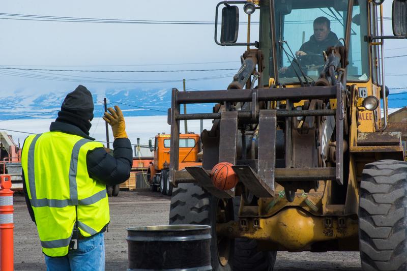 The Antarctic Sun News About Antarctica Safety Rodeo