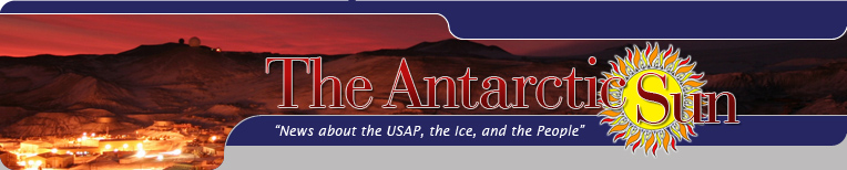U.S. Antarctic Program - Antarctic Sun Section