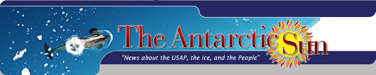 U.S. Antarctic Program - Past Issues Section