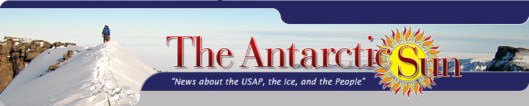 U.S. Antarctic Program - Around the Continent Section