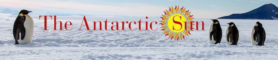 The Antarctic Sun - Past Issues Section