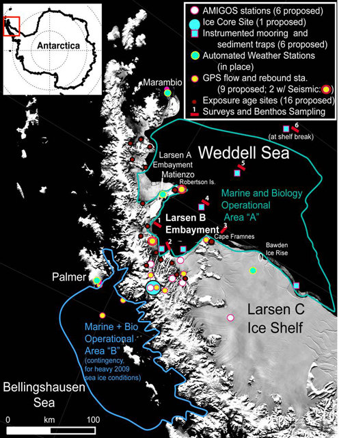 The Antarctic Sun News about Antarctica LARISSA