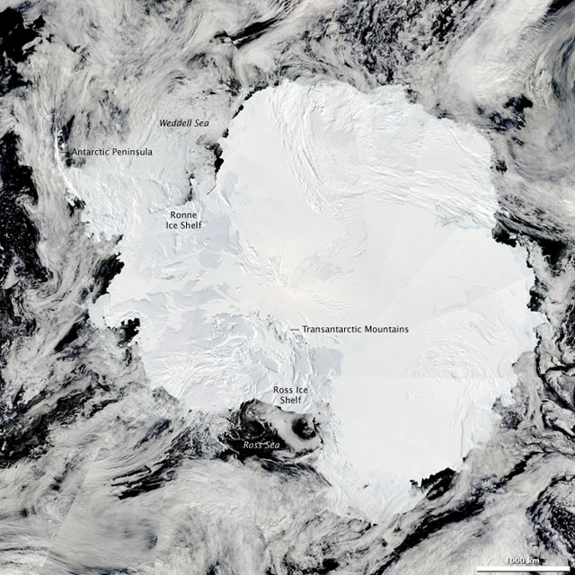 Image of Antarctica