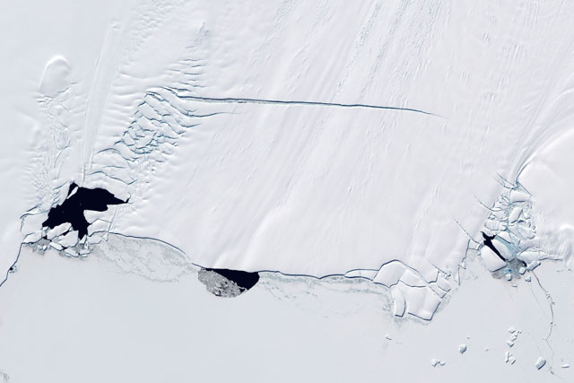 PIG Ice Shelf